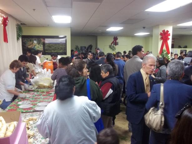 El Consulado de Guatemala en Los Ángeles invita el II Convivio Chapín a miembros de la comunidad. Fotografía La Voz, archivo.