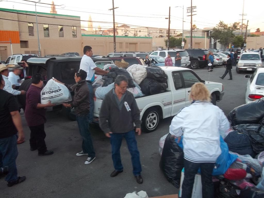 Inmigrantes unidos por Guatemala