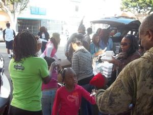 La solidad y amistad presentes en Día de Acción de Gracias. Fotografía: La Voz