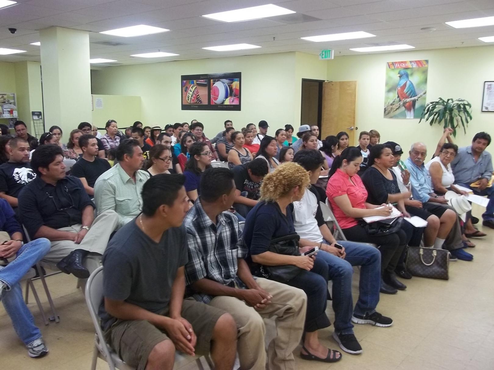 Falta de divulgación y economía influyen en la baja aplicación de jóvenes guatemaltecos inmigrantes al Programa de Acción Diferida. Fotografía: LA VOZ