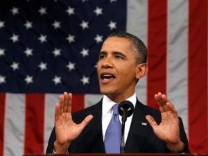 Presidente de los Estados Unidos de América, Barack Obama.
