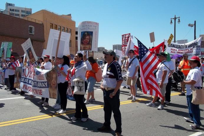 Millones de indocumentados obtendrían la residencia en el proyecto de Reforma Migratoria de la Casa Blanca. Fotografía: LA VOZ