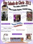 H.O.L.A. Te invita a Celebrar el Sabado de Gloria Marzo 30