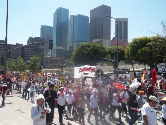 La aprobación de licencias para indocumentados en California es otro claro mensaje de la necesidad de aprobar una reforma migratoria. Fotografía: La Voz-archivo