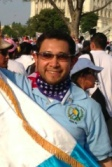 Marvin Otzoy, Vicepresidente de CONGUATE.