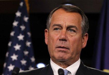 El Presidente del Congreso de los Estados Unidos de América, John Boehner, anunció que no se discutirá la reforma migratoria en lo que resta del presente año.