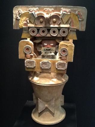 Piezas arqueológicas mayas estarán expuestas en el Centro de Convenciones de Los Ángeles. Fotografía: cortesía de Marta Mazariegos