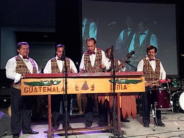"Marimba ""Guatemala India"""