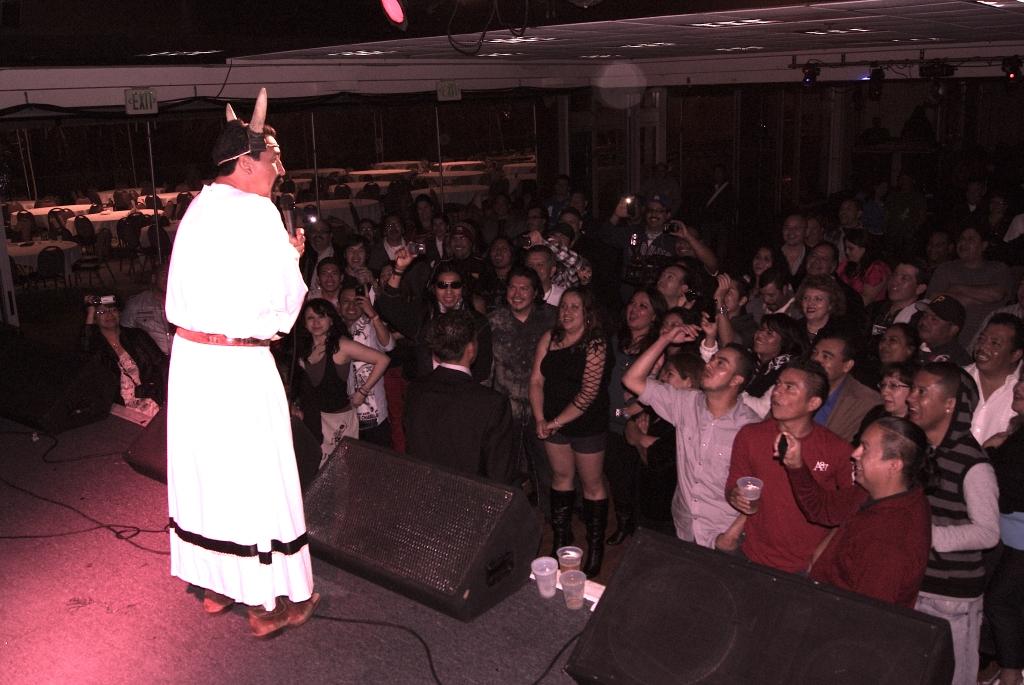 Como cada año, la comunidad guatemalteca gozará de una noche llena de anécdotas, mensajes llenos de sátiras y críticas sociales, además de música y comida típica. Fotografía: Cortesía de Mario Rosales