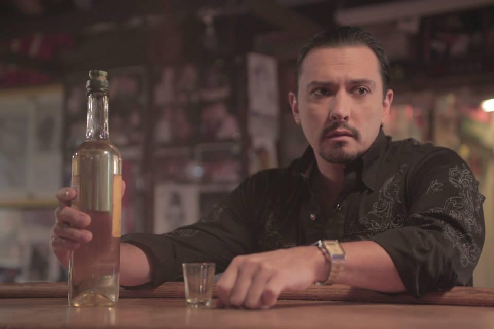 """Juan Diego Rodríguez, como el """"Hamburguer"""". Fotografía: FACEBOOK """"AMBIGUITY"""""""