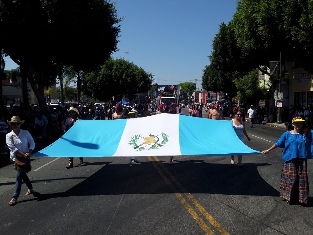 Guatemala encabezará el Desfile Centroamericano de COFECA 2014. Fotografía: La Voz