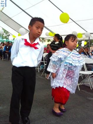 Comunidad Ewulense de Los Ángeles celebrará las fiestas de independencia en la Parroquia Santa Cruz. Fotografía: La Voz