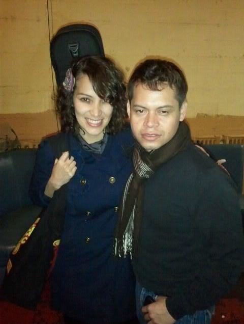 Talento guatemalteco unido: Gaby Moreno y Sergio Arévalo