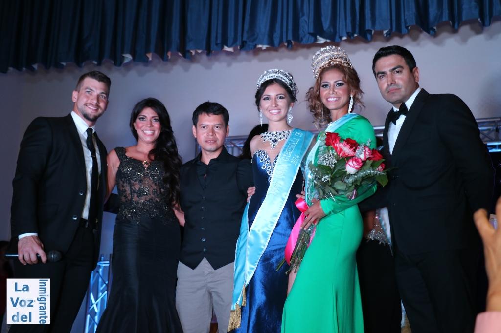Sergio Arévalo es el principal promotor de la mujer guatemalteca a través del concurso MIss Guatemala US. Fotografía: MAYNOR VENTURA